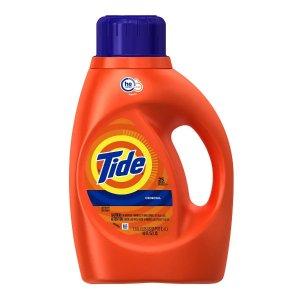 $2.99白菜价:Tide 高效洗衣液洗衣球促销 多款可选