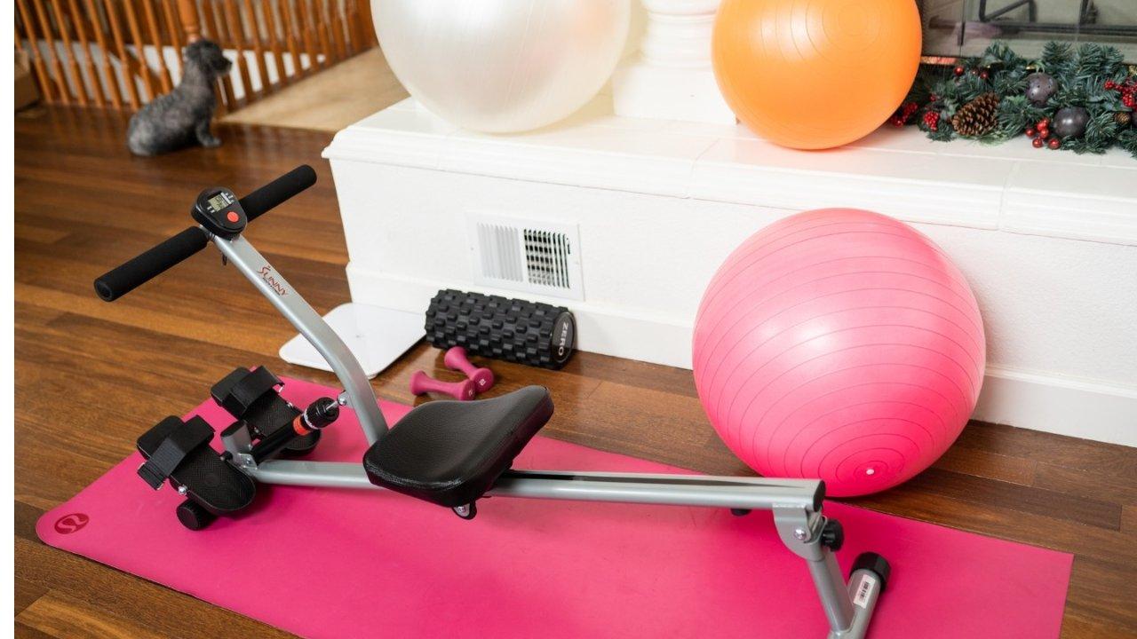 今天你运动了吗/家用健身器材/划船机/众测