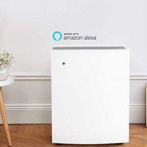 5折 $415收消费者报告年度最佳款Blueair 旗舰级智能空气净化器 兼容Alexa 可覆盖775尺
