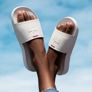 低至5折!£28收系带凉鞋FitFlop 夏季大促 凉鞋、人字拖清凉又舒适 行走的瑜伽