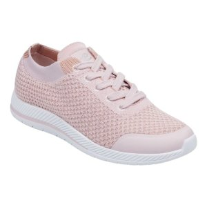 Easy SpiritGarabi Walking Shoes - Rose Knit