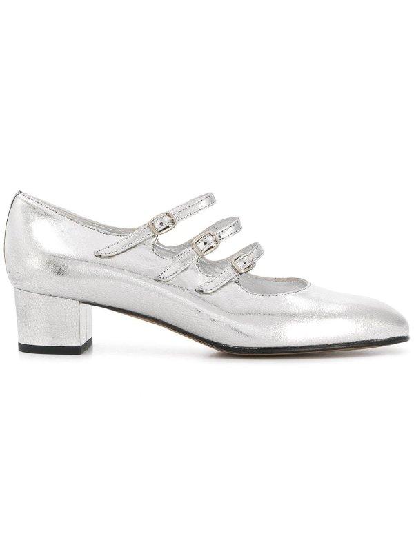 Kina玛丽珍鞋