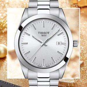 3.8折 $134起黑五价:TISSOT T-经典系列机械时装男表热卖