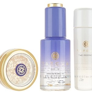 ATCHA Nourishing Gold Camellia Beauty Collection @ QVC