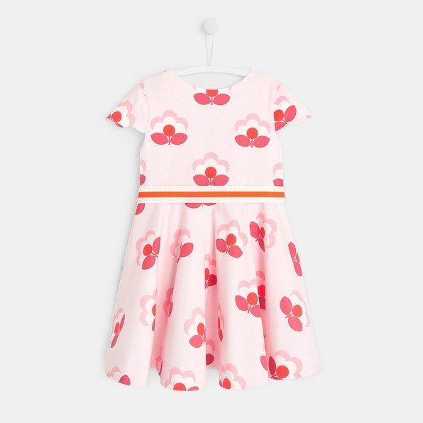 纯棉连衣裙