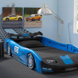 $159.99Delta 赛车型 标准单人床 4色选