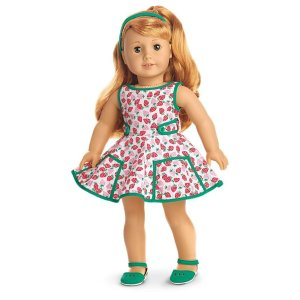American GirlMaryellen's Strawberry Outfit for 18-inch Dolls
