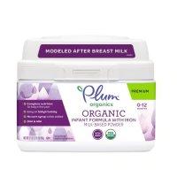 Plum 有机婴儿配方奶粉21oz