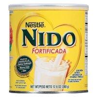 FORNIDOO NIDO 雀巢升级配方全脂罐装奶粉,12.6 Oz