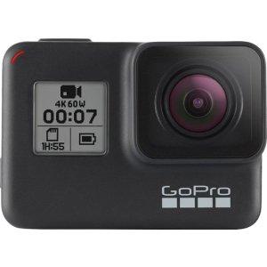 HERO7 Black 防水4K运动相机