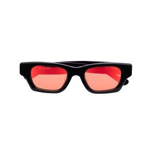 AMBUSH方框彩片墨镜