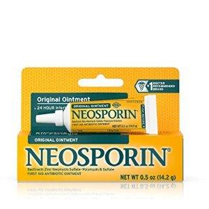 $3.99起 销量冠军白菜价:Neosporin 全系列药膏促销 消炎止痛膏 家庭必备