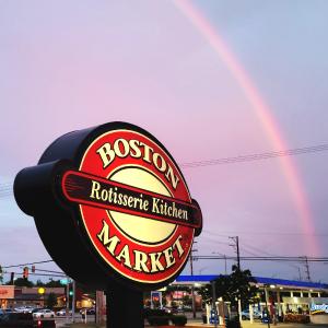 第2份个人餐免费Boston Market 限时优惠活动,购买个人餐+饮料