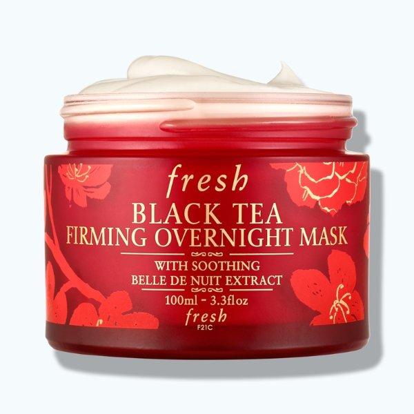 新年限定红茶睡眠面膜