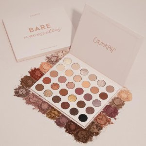 50% OffColourpop Bare Necessities eyeshadow palette on sale