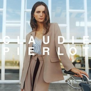 低至5折+满2件享额外9折折扣升级:Claudie Pierlot 年中大促 以优雅之名开启你的出彩一夏