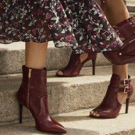 正价区新款75折+特价区低至4折Michael Kors官网新款美靴热卖 收秋冬新款长筒靴