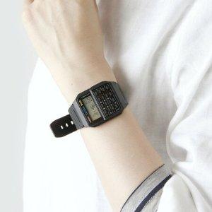 $27(原价$39.99)Casio CA-53W-1CR 男款计算器手表 叮 开启少年时代回忆