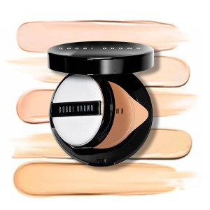 Dealmoon Exclusive! $30 off $80with SKIN FOUNDATION CUSHION COMPACT SPF 35 Purchase @ Bobbi Brown Cosmetics