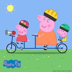 Up to 40% OffPeppa Pig Kids Items Sale @ Zulily