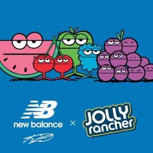 预计10月发售Jolly Ranchers x New Balance Kawhi 糖果主题联名鞋即将上市