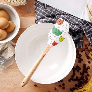 低至7折 凑单神器Simons 厨房可爱厨具收纳罐 $3.99收可爱硅胶铲 $9收炊具收纳罐