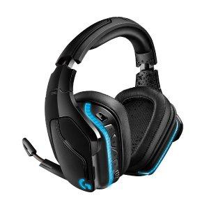 $99.99(原价$169.99)Logitech G935无线 DTS:X 7.1环绕声 幻彩 游戏耳机