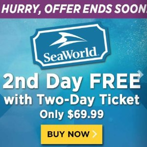 From $61.99Ticket to SeaWorld San Diego