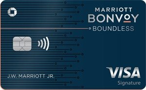 Earn 100,000 Bonus Points Marriott Bonvoy Boundless™ Credit Card