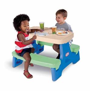 $59.57(原价$158.99)Little Tikes经典款可折叠儿童桌椅