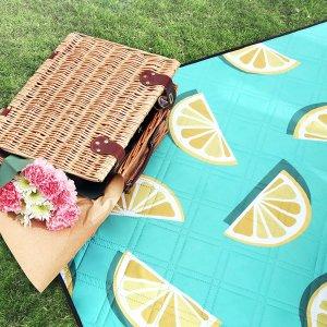 内含巴黎十大野餐地点推荐春游野餐必备清单:野餐垫、野餐篮、外带餐盘等一帖搞定