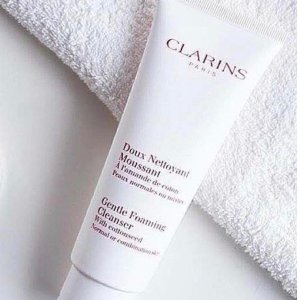 Up to 25% OffClarins Gentle Foaming Cleanser with Cottonseed Sale