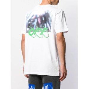 Off-Whitelogo T恤