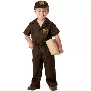 UPS快递小哥服饰
