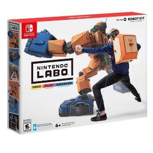 $29.99Nintendo Labo Robot Kit - Nintendo Switch