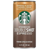 Starbucks 海盐焦糖浓缩咖啡饮品 192ml 12罐