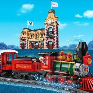 迪士尼火车和车站 71044