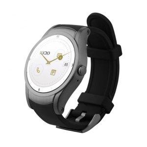 $49.99 (原价$349.99)Wear24 Android Wear 2.0 42mm 智能手表 黑/金/不锈钢三色同价