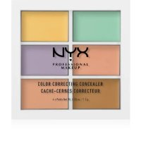 NYX Professional Makeup 六色遮瑕-pony推荐