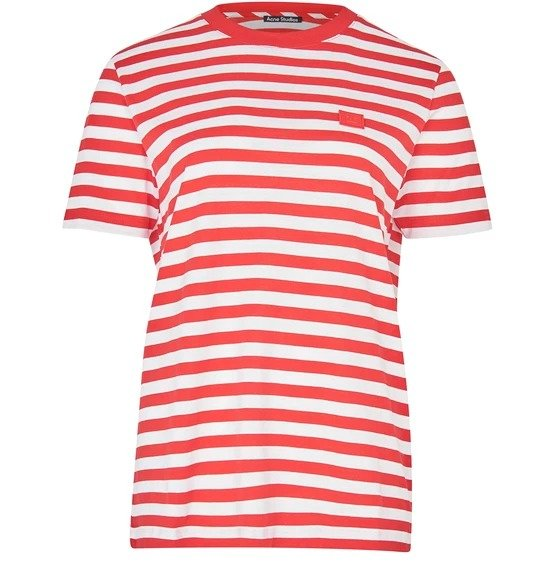 Slim fit T恤