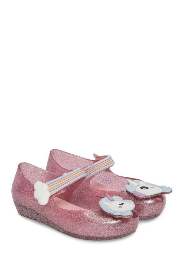 独角兽果冻鞋