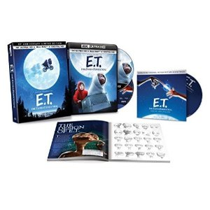 E.T. The Extra-Terrestrial 4K