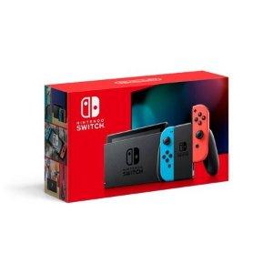 NintendoSwitch 新版 + 大作游戏