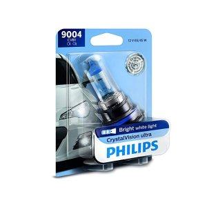 PhilipsCrystalVision Ultra 9004 升级灯泡 1只装