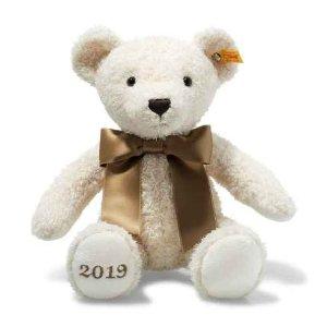 Cosy Year Bear 2019 Steiff Online Shop USA