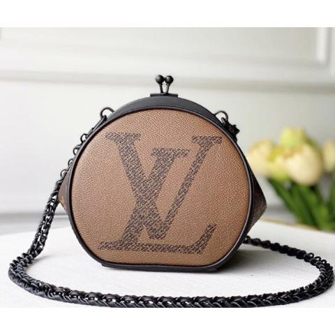 可以没有朴世路同款栗子头 不可以没有LV栗子包上新:Louis Vuitton 2020年新作包袋上市 boursicot圆饼栗子包