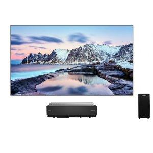 直降$4000 极致视听享受Hisense 100英寸 Series L 4K超清智能电视