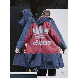 Adidas男款夹克