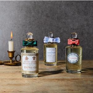 满额最高返券$60 皇室专属香气Penhaligon's潘海利根 英式豪华贵族香氛热卖
