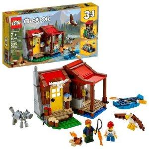 Lego百变创意系列 内陆小屋 31098